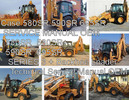 Thumbnail Case 580SR 590SR 695SR LOADER BACKHOE SERVICE MANUAL