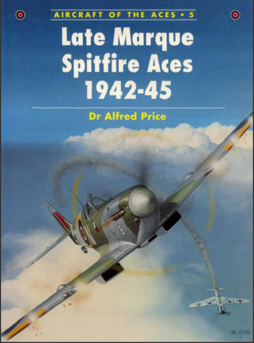 Product picture LATE MARQUE SPITFIRE ACES 1942 to 1945 98 PAGES NICE!!