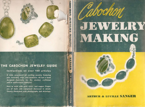Product picture Cabochon Jewelry Making Guide Instruction Download